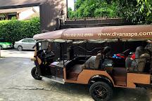 Divana Divine Spa, Bangkok, Thailand