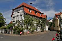 Rosenmuseum Steinfurth, Bad Nauheim, Germany