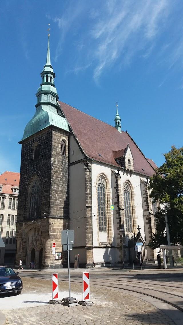 Frauenkirche - Ev. Innenstadtgemeinde Görlitz