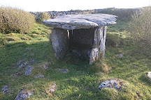 Gleninsheen Wedge Tomb, Caherconnell, Ireland