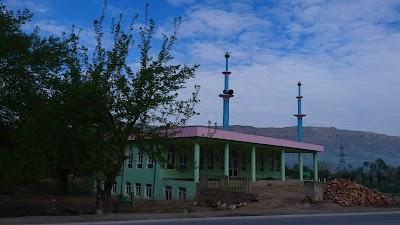 د شینوارو جامع مسجد او عیدګاه Shinwari Mosque and Eidgah
