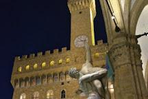 Ratto della Sabina, Florence, Italy