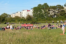 Ribersborgsstranden, Malmo, Sweden