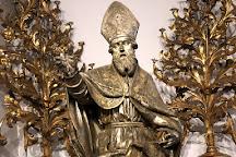 Cloister of Santa Chiara, Naples, Italy