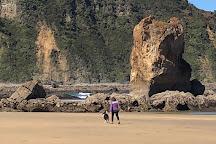 Aguilar Beach, Muros del Nalon, Spain