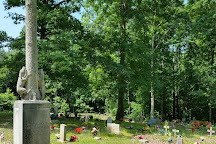 Coon Dog Memorial Cemetery, Tuscumbia, United States