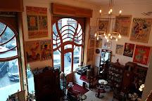 House of Hungarian Art Nouveau, Budapest, Hungary