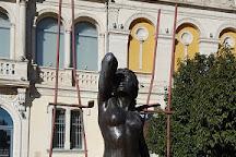 Musee des Beaux-Arts, Carcassonne Center, France