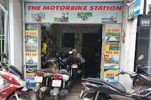 The Motorbike Station, Da Nang, Vietnam