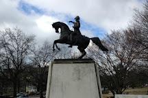 Monumento General Jose de San Martin, New York City, United States