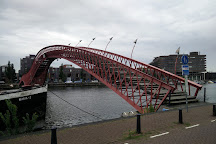 Python Bridge / High Bridge, Amsterdam, The Netherlands