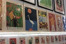 Vietnam Old Propaganda Posters, Hanoi, Vietnam