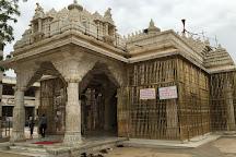 Mahudi Jain Temple, Gujarat, India