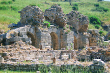 Baths of Varius, Selcuk, Turkey