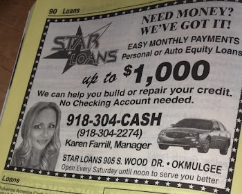 Star Loans Payday Loans Picture
