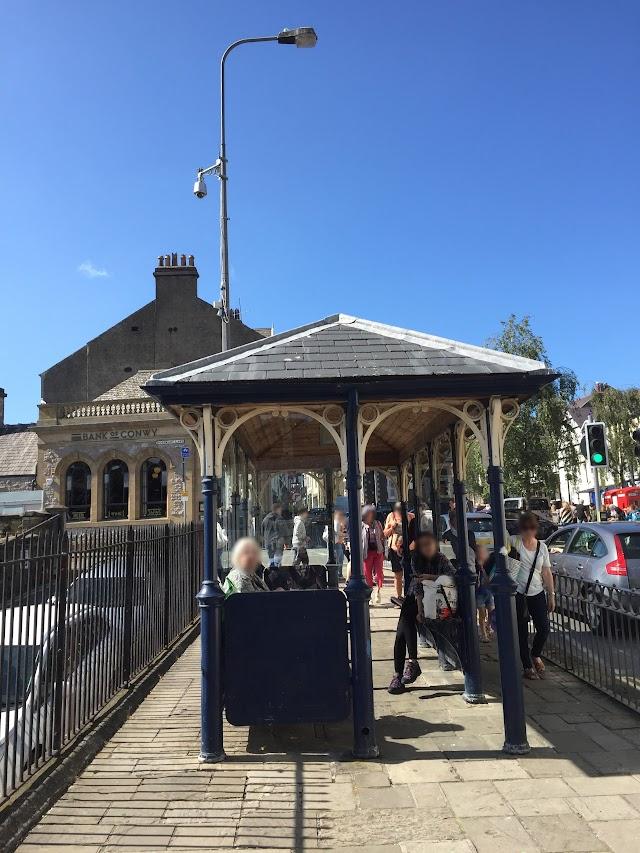 Railway Station (Stop M)