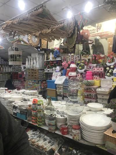 Balkh Underground Shopping Mall بازار زیرزمینی بلخ
