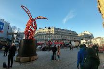 Angel Bear, Paris, France