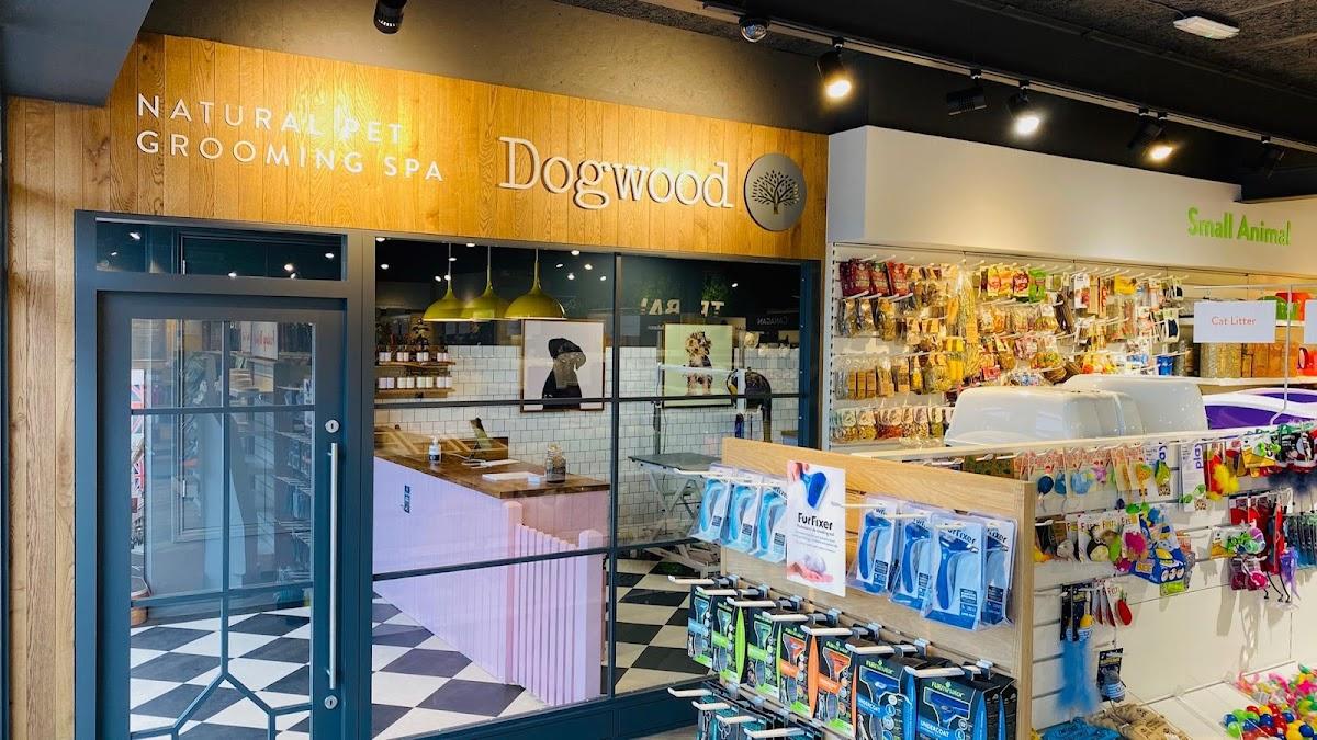 A photo of the Dogwood Spa location