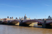 Blackfriars Bridge, London, United Kingdom