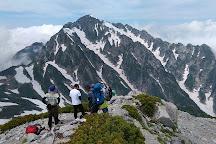 Mt. Bessan, Tateyama-machi, Japan