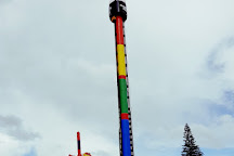 Rainbow's End Theme Park, Manukau, New Zealand