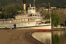 SS Sicamous Heritage Park, Penticton, Canada