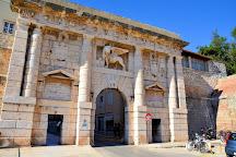 Zadar Land City Gates, Zadar, Croatia
