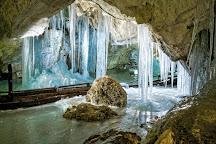 Dobsinska Ice Cave, Dobsina, Slovakia