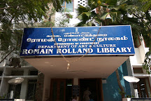Romain Rolland Library, Pondicherry, India