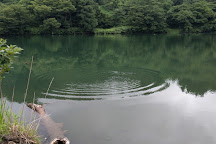 Takanami-no-Ike Pond, Itoigawa, Japan