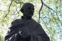 Mahatma Gandhi Statue, London, United Kingdom