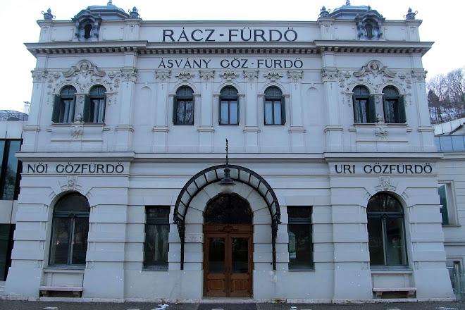 Rac Baths, Budapest, Hungary