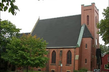 St. Peter's Anglican Cathedral, Charlottetown, Canada