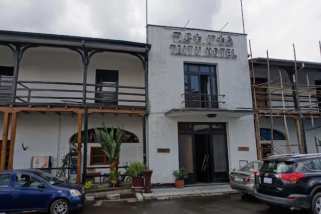 Itegue Taitu Hotel