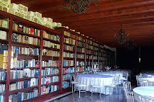 The Library In The Citadel, Budva, Montenegro