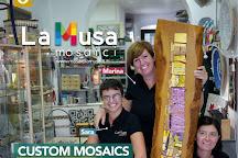 La Musa Mosaici, Castel Gandolfo, Italy