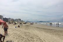 Cidade Ocian Beach, Praia Grande, Brazil
