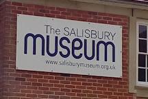 The Salisbury Museum, Salisbury, United Kingdom