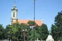 Protestant Great Church, Bekescsaba, Hungary