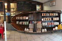 Nav's popcorn shop, Alexandria Bay, United States