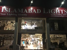 Islamabad Lights