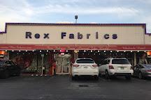 Rex Fabrics, Miami, United States