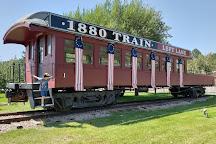 1880 Train/Black Hills Central Railroad, Hill City, United States
