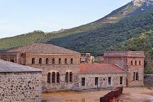 Montevecchio Mine, Guspini, Italy