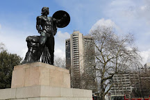 Wellington Monument (Achille's Statue), London, United Kingdom