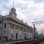 Железнодорожная станция  Krasnodar