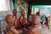 Museo de Madera - Escultor Jose Castro, Carmelo, Uruguay