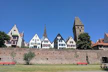 Ulmer Stadtmauer, Ulm, Germany