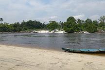 Chutes de la Lobe, Kribi, Cameroon